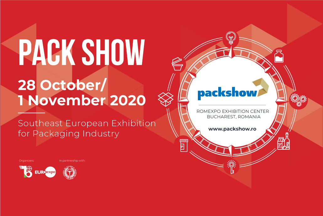 Pack Show 28 octombrie 2020 la Romexpo