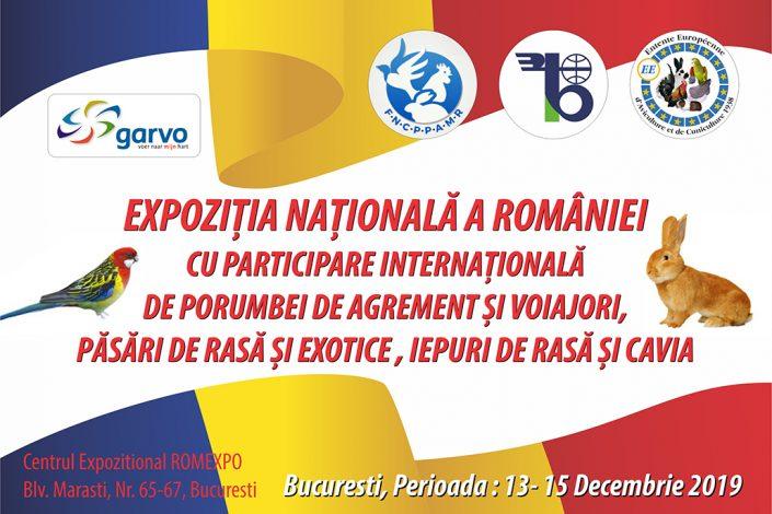 EXPOZIȚIA NAȚIONALĂ A ROMÂNIEI