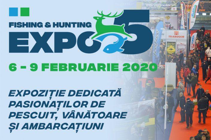 FISHING AND HUNTING EXPO