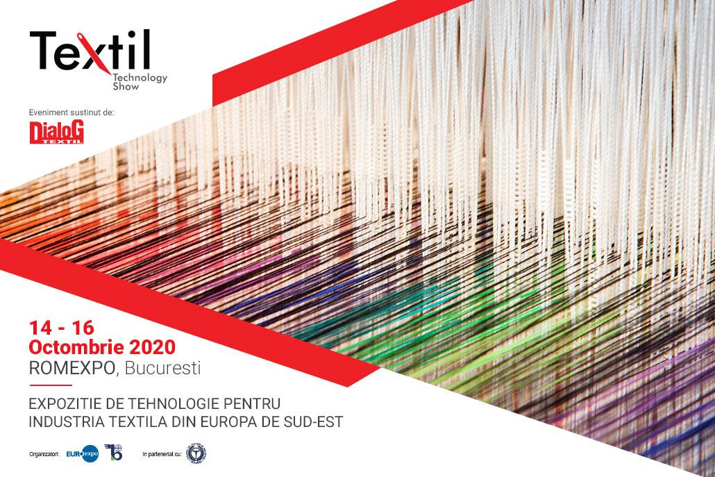 Expozitie d tehnologie pentru industria textila din Europa de sud-est