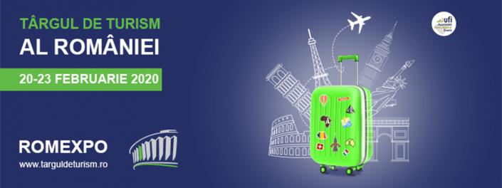 COMUNICAT DE PRESĂ Unde pleci în vacanță anul acesta? Alege-ți destinația perfectă la TÂRGUL DE TURISM AL ROMÂNIEI!